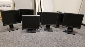 Lot of NEC MultiSync LCD 1760nx Computer Monitors for Sale in Las Vegas, NV