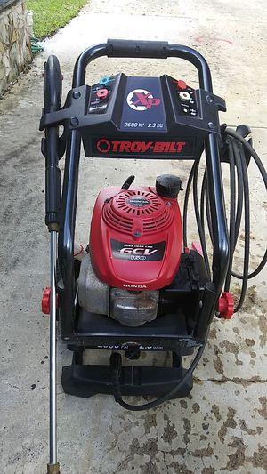 Honda GCV 160 2600 psi pressure washer. for Sale in Palm Bay, FL