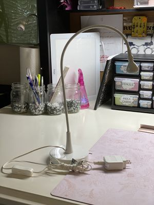 IKEA GOOSENECK LED DESK LIGHT LAMP for Sale in Lemoore, CA