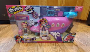 New Shopkins Skyanna Doll with Jet for Sale in Sherwood, OR