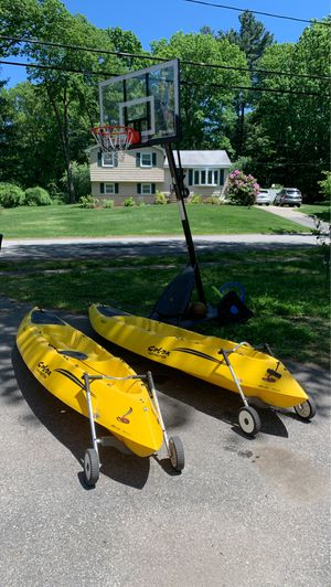 12 foot kayaks for Sale in Billerica, MA