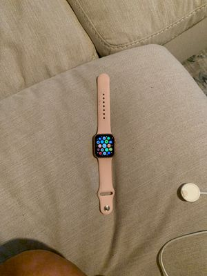 iPhone watch, with charger. for Sale in Wilsonville, OR