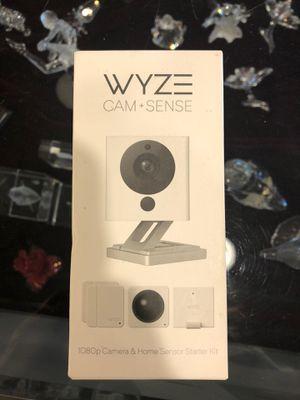 WYZE Cam + Sense for Sale in Olympia, WA