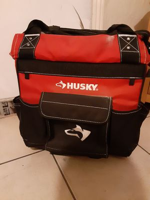 Like new husky Tool bag for Sale in Los Angeles, CA