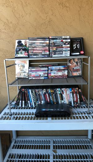 DVD's & Sony DVD 📀 Blue Ray Player for Sale in La Mesa, CA