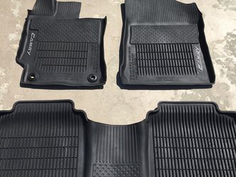 Toyota Camry Rubber Floor Mats (2015-2017) for Sale in Ocala,  FL