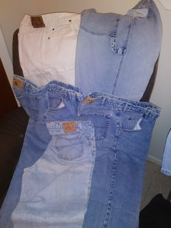 Men's Jeans. Size 36 X. 32 for Sale in San Angelo,  TX