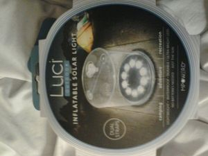 Luci inflateable solar lanterns for Sale in Montrose, CO
