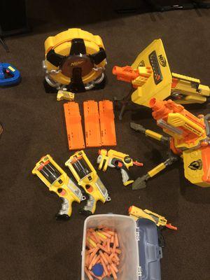 Nerf gun set for Sale in Batsto, NJ