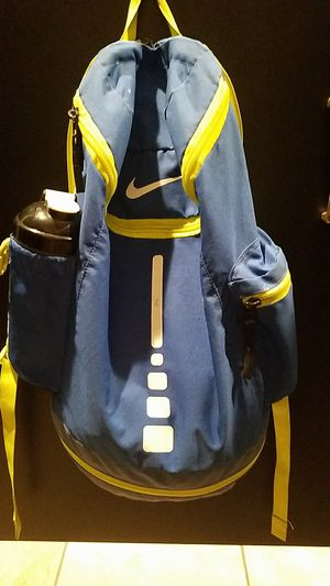 NIKE Elite Soccer Backpack Bag Blue Neon for Sale in Pittsburgh, PA