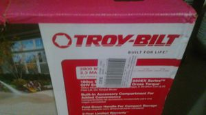 Troy-Bilt Power Washer 2800 - Brand New in Box. Never opened for Sale in Long Branch, NJ