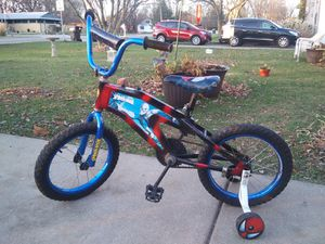 Spiderman 16 inch bike for Sale in East Peoria, IL