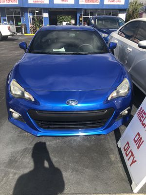 "$2,000 Down 2013 Subaru BRZ Manual "" No credit NO problem ? for Sale in Tampa, FL"