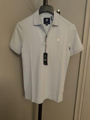 Men's polo, G-Star Raw, Size Small, Organic cotton for Sale in West Hollywood, CA