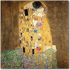 """Kiss""- By gustav klimt for Sale in Springfield, VA"