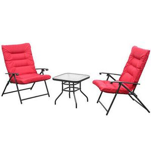 NEW 3Pcs Outdoor Folding Chairs Furniture for Your Home Garden Patio Balcony Etc for Sale in San Diego, CA