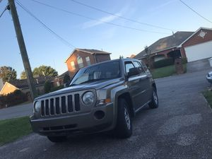 2008 Jeep Patriot for Sale in Nashville, TN
