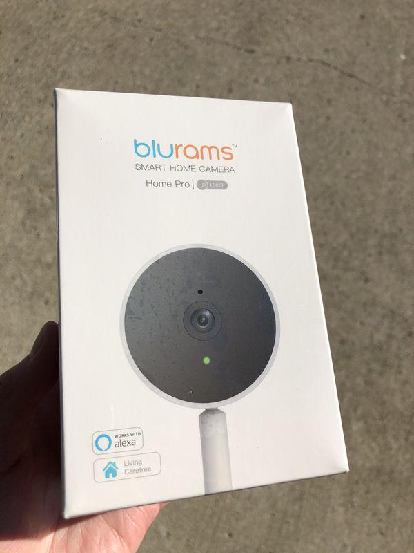 Home Security Camera 1080p w/ Facial Recognition, 2 Way Talk, Human/ Sound Detect, etc