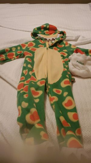 CHILDS DINOSAUR HALLOWEEN COSTUME for Sale in Morris, CT