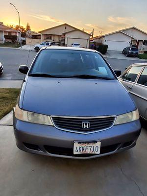 2001 Honda Odyssey EX for Sale in Merced, CA