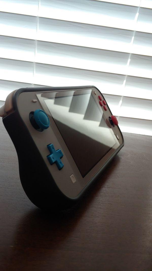 Nintendo switch lite pokemon sword and shield edition (+more)