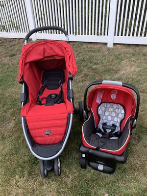 Britax B Safe 35 Travel System for Sale in CT, US