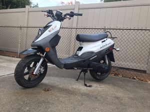 2011 Adly Bullseye 50cc Moped for Sale in Wayne, MI