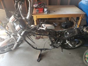 1984 Honda Shadow VT500 for Sale in Sanger, CA