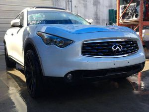 2009-2017 INFINITI FX35 FX45 FX37 FX50 QX70 PART OUT for Sale in Fort Lauderdale, FL