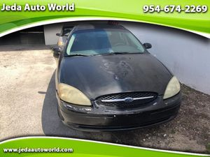 2003 Ford Taurus for Sale in Hollywood, FL
