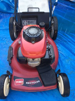 Toro honda Engine for Sale in Tracy, CA