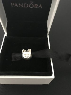 Curious cat pandora charm for Sale in Tampa, FL