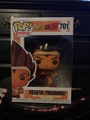 Dragonball Z Funko Pop Vegeta Training for Sale in Vallejo, CA