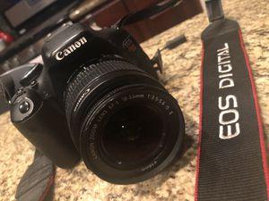 Canon DSLR Eos Rebel T3i Camera for Sale in Surprise, AZ