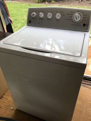Kenmore Washer and Dryer for Sale in Naples, FL