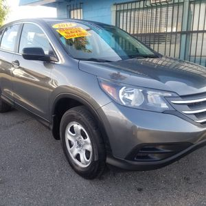 2014 HONDA CRV AUTOMATIC TRANSMISSION. LOW MILLAGE. STAR AUTO SALES. 514 CROWS LANDING RD. for Sale in Modesto, CA