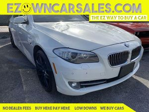 2012 BMW 5-Series for Sale in North Palm Beach, FL