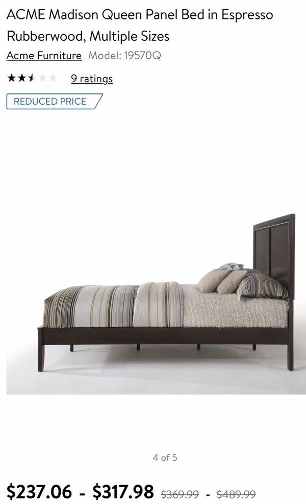 Kids queen bed NEW
