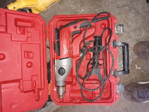 """Milwaukee 1/2"""" hammer drill for Sale in Revere, MA"""