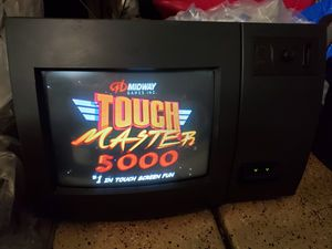 Midway Touchmaster 5000 Bar Arcade for Sale in Arcadia, CA