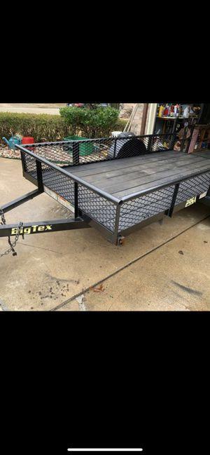 Homemade trailer 5'x10' for Sale in Grand Prairie, TX