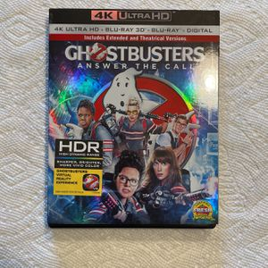 Ghostbusters - UHD 4K Blu-ray for Sale in Crownsville, MD