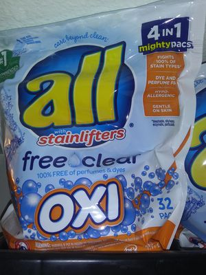 All laundry soap $4 each or 2 for $7 for Sale in Glendale, AZ