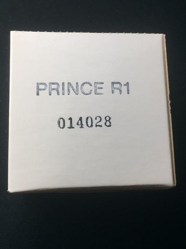 1987 Disney .999 1oz. Fine Silver Prince