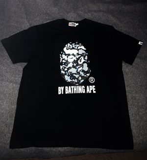 Bape Black Space Camo Shirt (Size 2XL) for Sale in Inglewood, CA