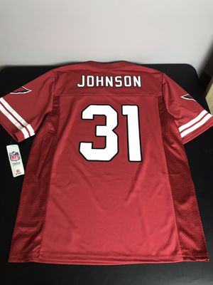 *New* NFL Arizona Cardinals Game Jersey David Johnson #31 Size M New with tags for Sale in Buckhannon, WV