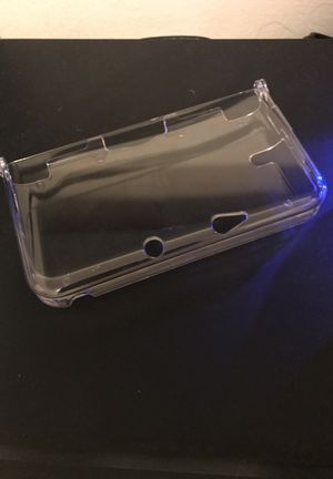 New cryl compatible with Nintendo 3ds. Clear for Sale in Miami, FL