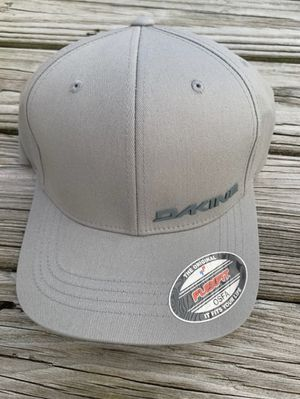 Men's Dakine Silicone Rail Hat OS Gray for Sale in Gaithersburg, MD