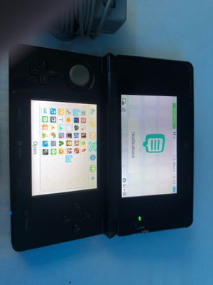 Nintendo 3DS Original all Black for Sale in Lexington, KY
