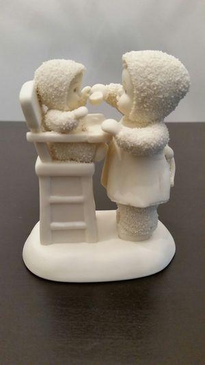 "Snowbabies ""Mommy's Little Helper"" for Sale in Mount Laurel Township, NJ"